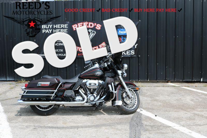 2011 Harley Davidson Ultra Classic  Electra Glide FLHTCU | Hurst, Texas | Reed's Motorcycles in Hurst Texas