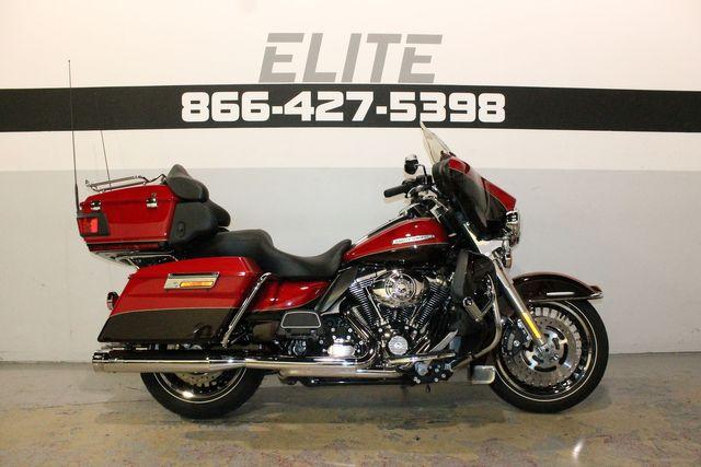 2011 Harley Davidson Ultra Limited