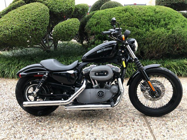 2011 Harley-Davidson XL1200N Nightster
