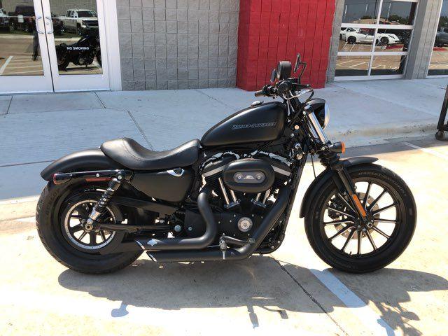 2011 Harley-Davidson XL883 Iron