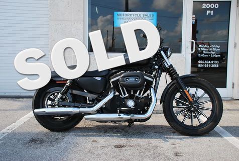 2011 Harley Davidson XL883N  in Dania Beach, Florida