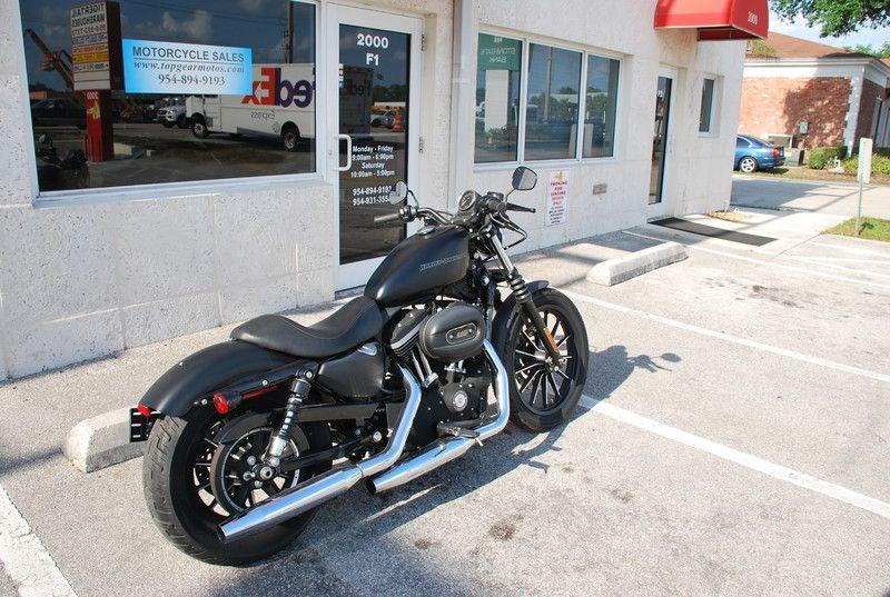 2011 Harley Davidson XL883N   city Florida  Top Gear Inc  in Dania Beach, Florida