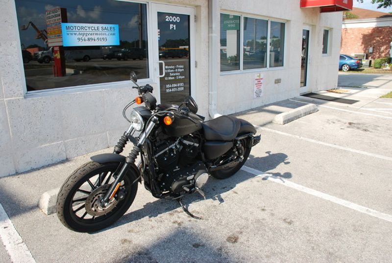 2011 Harley Davidson XL883N   city Florida  Top Gear Inc  in Dania Beach, Florida
