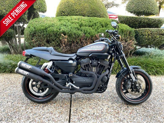 2011 Harley-Davidson XR1200X Sportster XR1200X