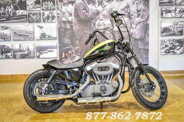 2011 Harley-Davidsonr XL1200N - Sportsterr Nightster