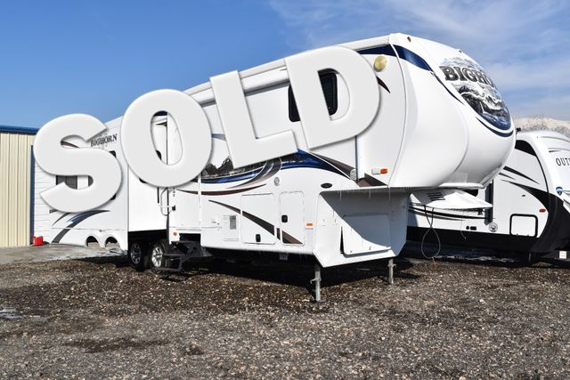 2011 Heartland BIG HORN M-3185RL-35' Ogden, UT
