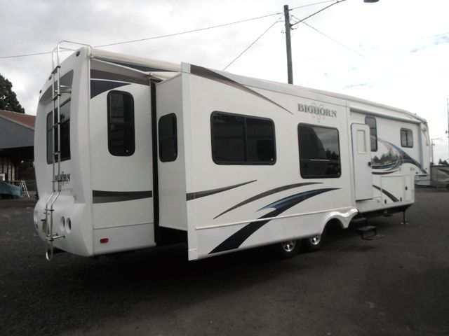 2011 Heartland Bighorn 3610RE Salem, Oregon 2