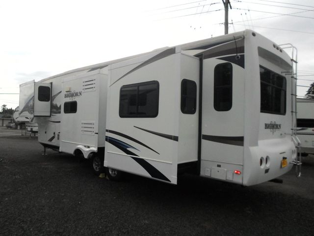 2011 Heartland Bighorn 3610RE Salem, Oregon 3