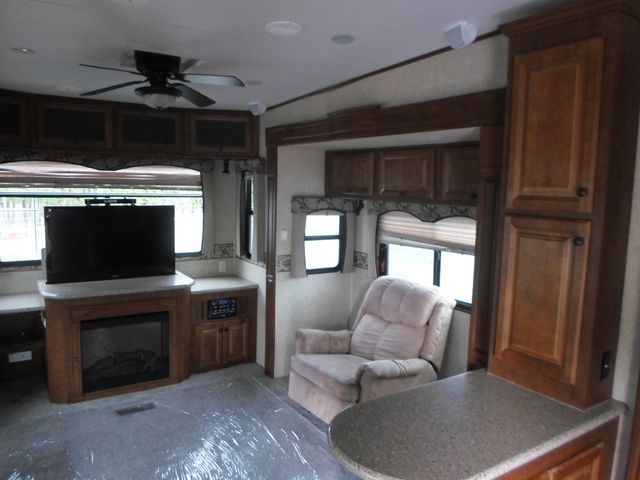 2011 Heartland Bighorn 3610RE Salem, Oregon 6
