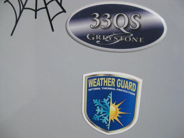 2011 Heartland Greystone 33QS Odessa, Texas 2