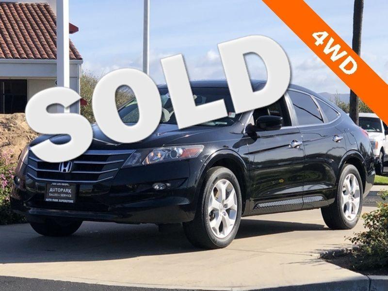 2011 Honda Accord Crosstour EX-L | San Luis Obispo, CA | Auto Park Sales & Service in San Luis Obispo CA