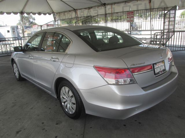 2011 Honda Accord LX Gardena, California 1