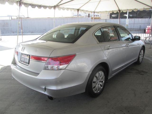 2011 Honda Accord LX Gardena, California 2