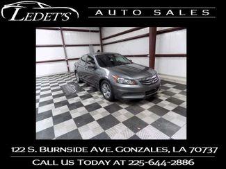 2011 Honda Accord LX-P - Ledet's Auto Sales Gonzales_state_zip in Gonzales