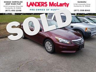2011 Honda Accord LX | Huntsville, Alabama | Landers Mclarty DCJ & Subaru in  Alabama