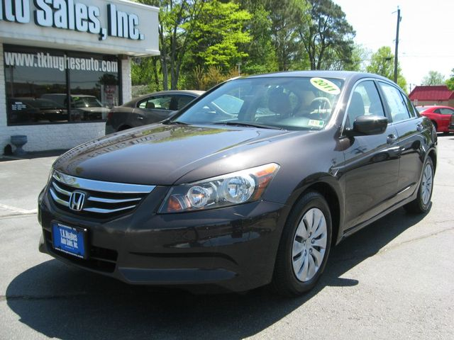 2011 Honda Accord LX Richmond, Virginia 1