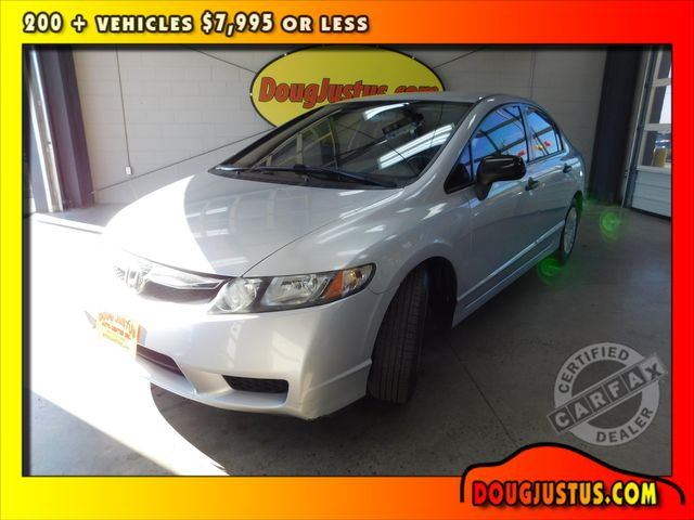 2011 Honda Civic DX-VP in Airport Motor Mile ( Metro Knoxville ), TN 37777