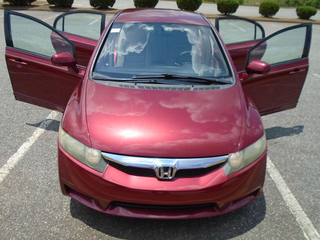 2011 Honda Civic LX in Alpharetta, GA 30004