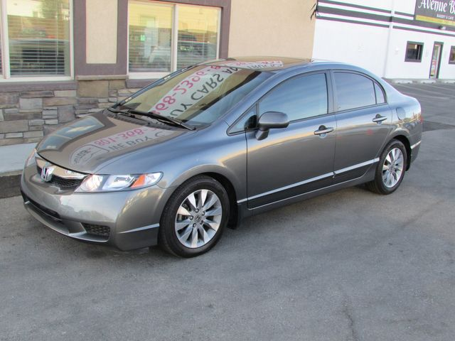 2011 Honda Civic EX-L Sedan