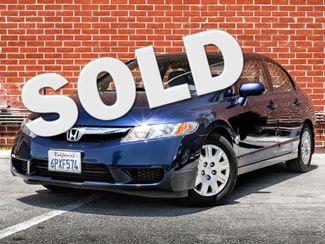 2011 Honda Civic GX Natural Gas Burbank, CA
