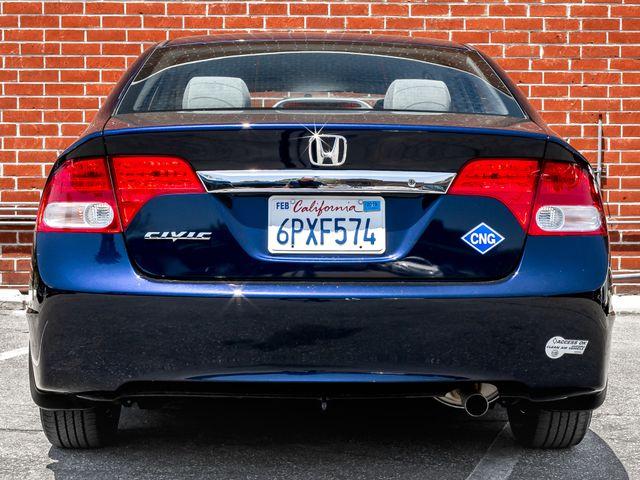 2011 Honda Civic GX Natural Gas Burbank, CA 3
