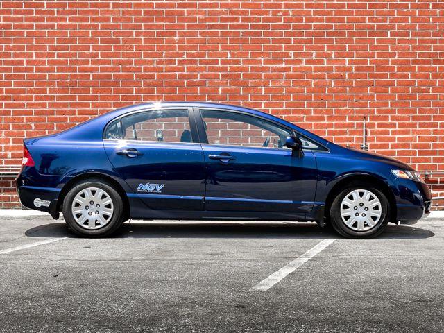 2011 Honda Civic GX Natural Gas Burbank, CA 4