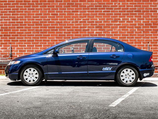 2011 Honda Civic GX Natural Gas Burbank, CA 5