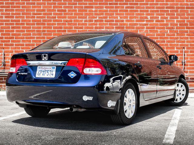 2011 Honda Civic GX Natural Gas Burbank, CA 6