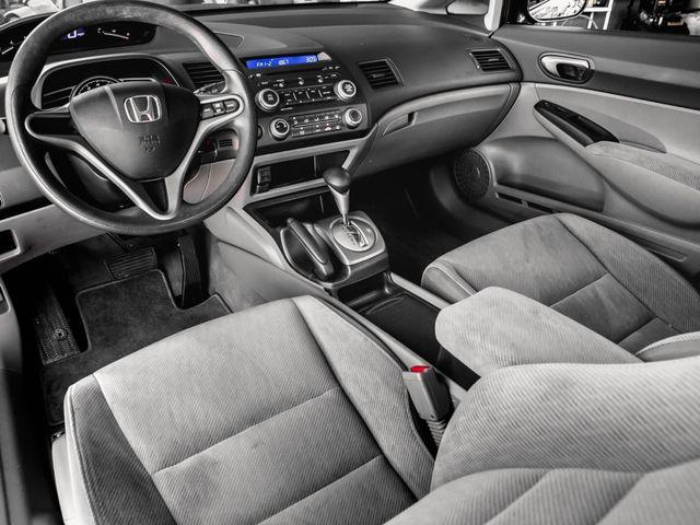 2011 Honda Civic GX Natural Gas Burbank, CA 9
