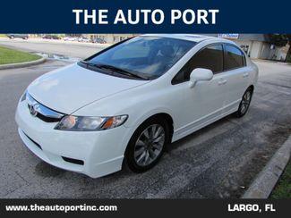 2011 Honda Civic EX-L in Clearwater Florida, 33773