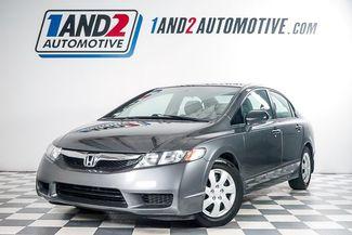 2011 Honda Civic DX-VP in Dallas TX