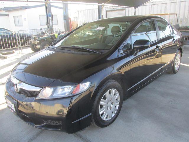 2011 Honda Civic GX Gardena, California