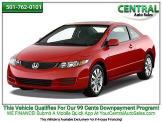 2011 Honda Civic LX | Hot Springs, AR | Central Auto Sales in Hot Springs AR