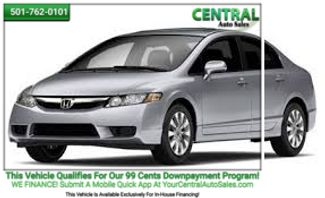 2011 Honda Civic LX | Hot Springs, AR | Central Auto Sales in Hot Springs AR