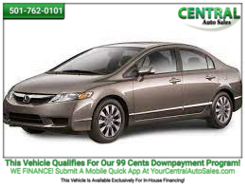 2011 Honda Civic DX-VP   Hot Springs, AR   Central Auto Sales in Hot Springs AR