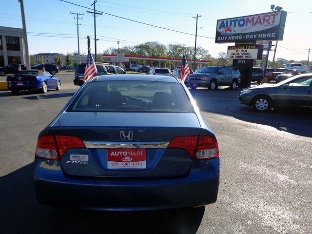 2011 Honda Civic LX in Nashville, Tennessee 37211
