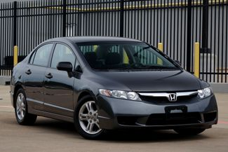 2011 Honda Civic DX-VP* Only 75K* Cloth * | Plano, TX | Carrick's Autos in Plano TX