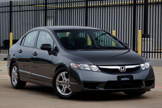 2011 Honda Civic DX-VP* Only 75K* Cloth * | Plano, TX | Carrick's Autos in Plano TX
