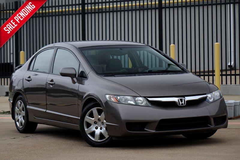 2011 Honda Civic LX Sedan *Great Gas Mileage*Automatic* | Plano, TX | Carrick's Autos in Plano TX