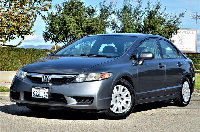 2011 Honda Civic GX Reseda, CA 12