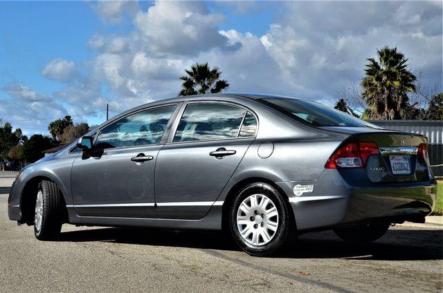 2011 Honda Civic GX Reseda, CA 8