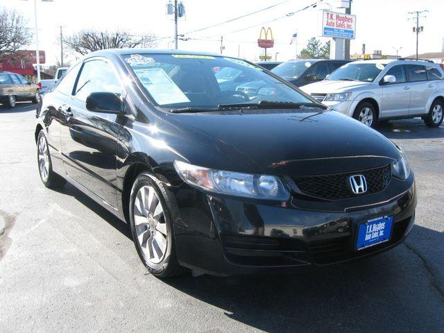 2011 Honda Civic EX Richmond, Virginia 3