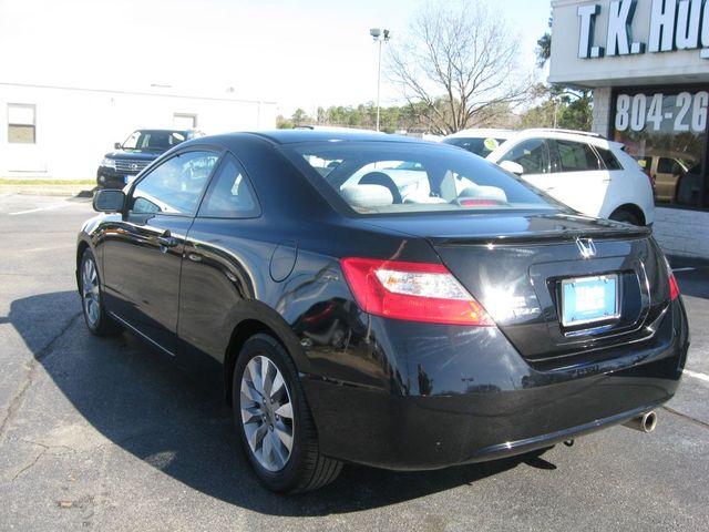2011 Honda Civic EX Richmond, Virginia 7