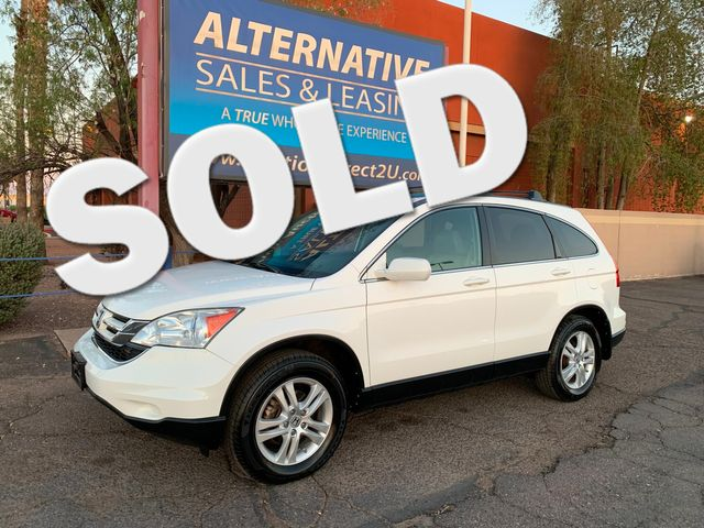 2011 Honda CR-V EX-L AWD 3 MONTH/3,000 MILE NATIONAL POWERTRAIN WARRANTY Mesa, Arizona