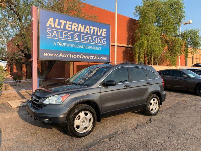 2011 Honda CR-V LX 3 MONTH/3,000 MILE NATIONAL POWERTRAIN WARRANTY in Mesa, Arizona 85201
