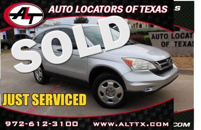 2011 Honda CR-V LX | Plano, TX | Consign My Vehicle in  TX