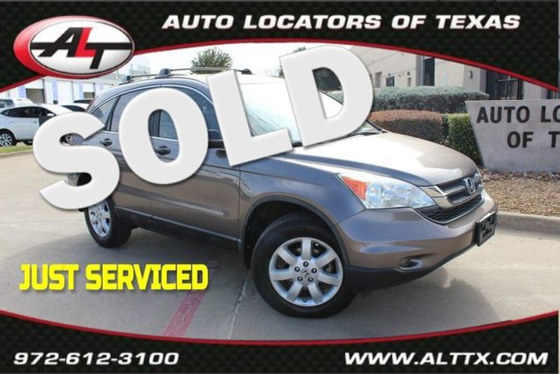 2011 Honda CR-V SE   Plano, TX   Consign My Vehicle in Plano TX