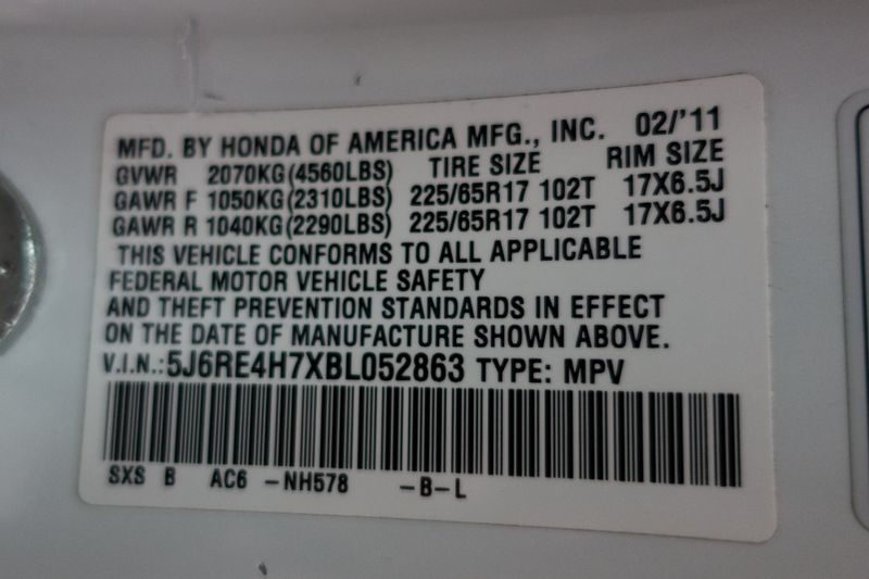 2011 Honda CR-V EX-L   Texas  EURO 2 MOTORS  in , Texas