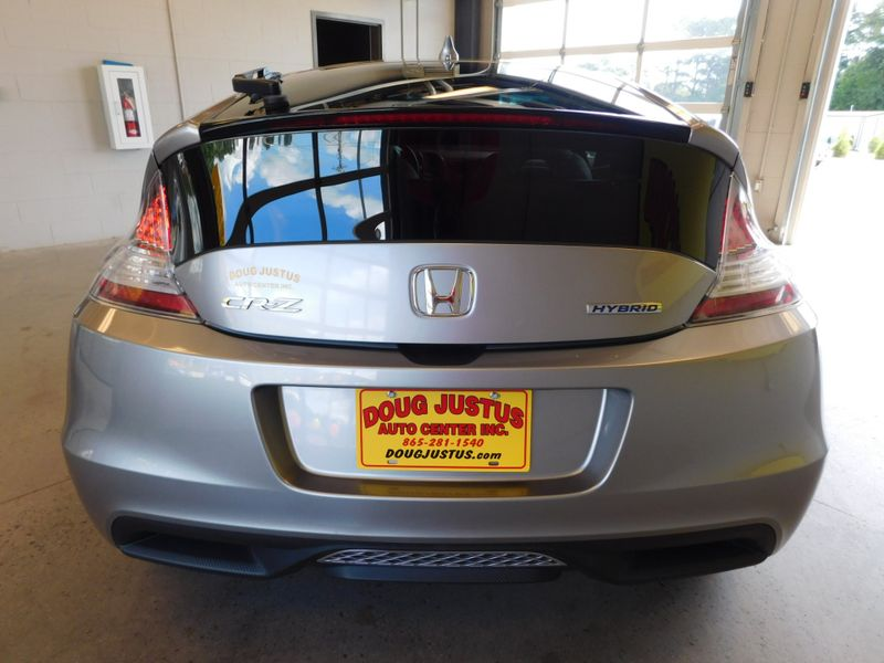 2011 Honda CR-Z EX  city TN  Doug Justus Auto Center Inc  in Airport Motor Mile ( Metro Knoxville ), TN
