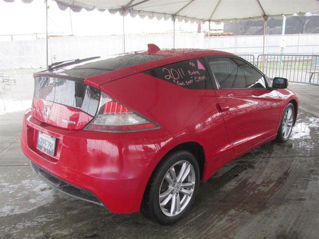 2011 Honda CR-Z EX Gardena, California 2
